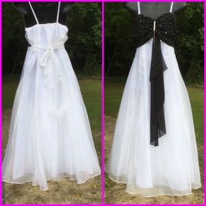 Junior Prom Formal Gown